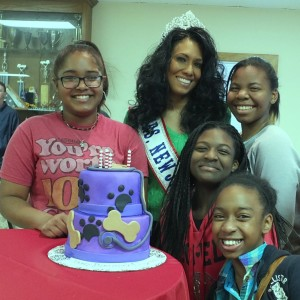 Loved these ladies and love the cake!